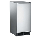 Scotsman DCE33PA-1SSD Built-in Ice Maker - Stainless Steel w/ Drain Pump