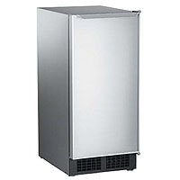 Built-in Ice Maker - Stainless Steel w/ Drain Pump