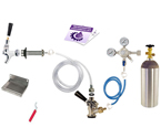 Kegco Deluxe Door Mount Kegerator Keg Tap Conversion Kit