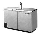 Beverage-Air Kegerator DD50-S Two Keg Beer Cooler - All Stainless Steel