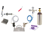 Kegco Deluxe Homebrew Kegerator Refrigerator Conversion Kit