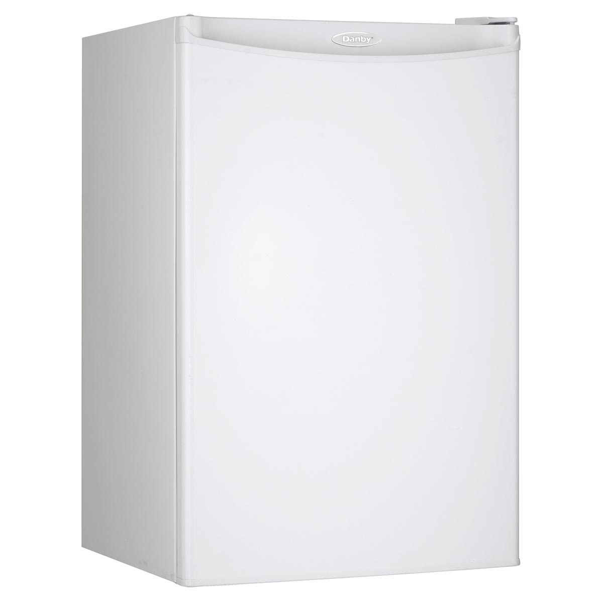 3.2 cu. ft. Manual Defrost Upright Freezer in White