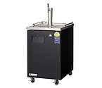 Everest EBD1 Direct Draw Commercial Keg Refrigerator - One 1-Faucet Tower
