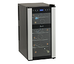 Avanti EWC16B 16-Bottle Thermoelectric Wine Cooler Refrigerator