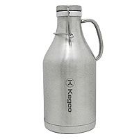 Kegco FD-64SS-L Beer Growler