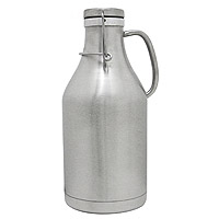Kegco FD-64SS Beer Growler