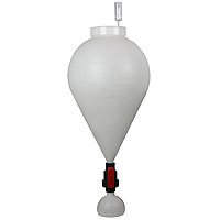 14 Gallon Conical Fermenter with Stand