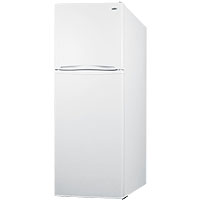 Summit FF1075W 9.8 Cu. Ft. Frost Free 24
