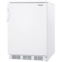 5.5 Cu. Ft. Undercounter Refrigerator - White