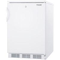 Commercial 5.5 cf Undercounter Refrigerator w/Lock