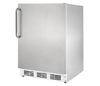 Summit FF7CSS 5.5 cf Undercounter All Refrigerator
