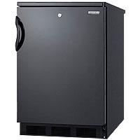 5.5 cf Undercounter All Refrigerator w/Lock