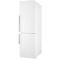 Summit FFBF240W 9.85 cf Frost Free Bottom Freezer Refrigerator