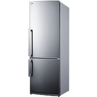 14 Cu. ft. Stainless Steel Refrigerator