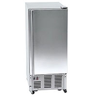 44 lbs. Built-in Clear Ice Maker - Outdoor