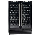 Orien FSW-100 - 100 Bottle Built-In Dual-Zone Wine Refrigerator