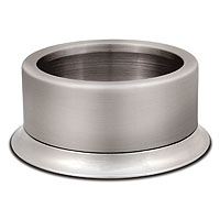Final Touch Stainless Steel Wine Bottle Coaster