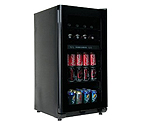 Scratch & Dent - Haier HBCW100ABB All in One Wine and Beverage Center Combo