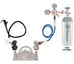 Kegco Standard Homebrew Party Kegerator Kit