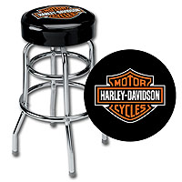 Bar & Shield Bar Stool