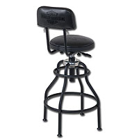 Nostalgic B&S Adjustable Barstool