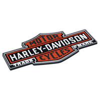 Harley-Davidson Nostalgic Bar & Shield Beverage Mat