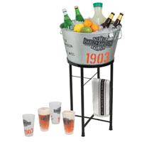 Harley-Davidson Beverage Tub Gift Set