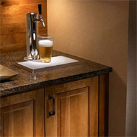 Built In Beer Cooler Amp Kegerator Amp Under Counter Keg
