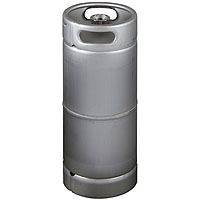 Brand New 5 Gallon Commercial Kegs - Drop-In D System Sankey Valve
