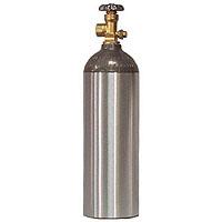 22 Cu. Ft. Nitrogen Air Tank - High Pressure Aluminum Gas Cylinder