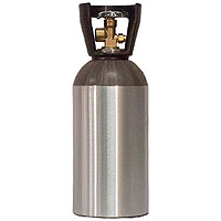 33 Cu. Ft. Nitrogen Air Tank - High Pressure Aluminum Gas Cylinder
