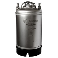 Coffee Keg - Ball Lock 3 Gallon Strap Handle Cold Brew Keg
