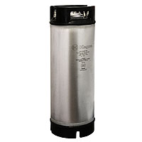 Coffee Keg - Ball Lock 5 Gallon Rubber Top - Brand New