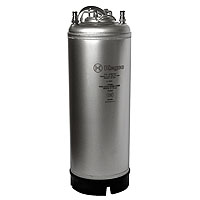 Coffee Keg - Ball Lock 5 Gallon Strap Handle - Brand New