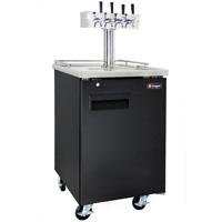 Kegco Four Faucet Javarator