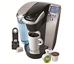 Keurig K75 Platinum Home Brewer Single Serve Coffee Machine