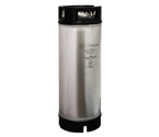 Kegco Kombucha Keg - Ball Lock 5 Gallon Rubber Top - Brand New