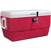 Kegco KJB-100-RED-M Jockey Box