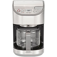 Krups KM4065 12-Cup Automatic Drip Coffee Machine