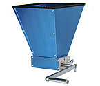 Kegco KM7GM-2R Grain Mill with 7lb Hopper and 2 Rollers