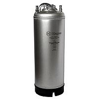 Kombucha Keg - Ball Lock 5 Gallon Strap Handle - Brand New