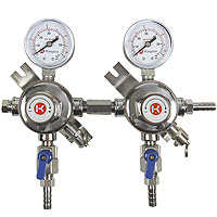 Inventory Reduction - Pro Series Two Product Secondary Regulator