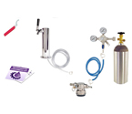 Kegco Low Profile Standard Tower Kegerator Conversion Kit