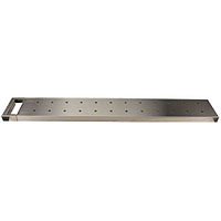 Stainless Steel Mounting Board with Removable Handle