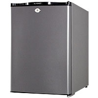 Summit MB34L 40-L Minibar Absorption Refrigerator - Charcoal Grey