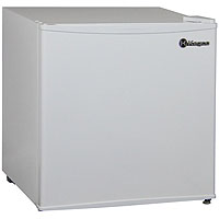 1.6 Cu. Ft. Compact Refrigerator - White
