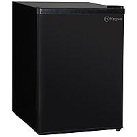 Kegco MDC240-1BB - 2.4 CF Compact Refrigerator - Black
