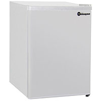 2.4 Cu. Ft. Compact Refrigerator - White