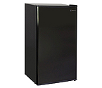 Kegco MDC330-1BB - 3.3 Cu. Ft. Refrigerator - Black