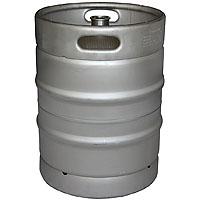 15.5 gallon keg